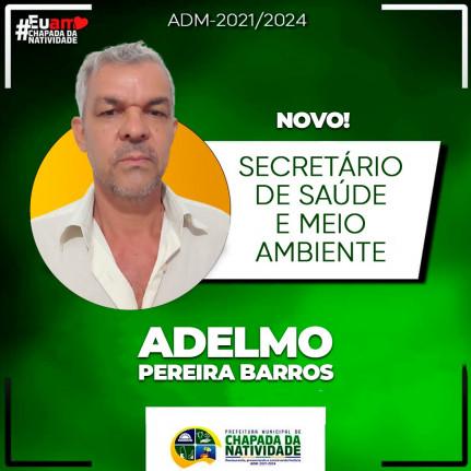ADELMO PEREIRA BARROS