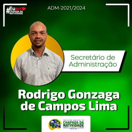 RODRIGO GONZAGA DE CAMPOS LIMA