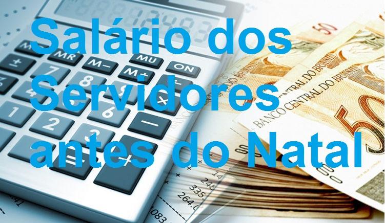 Salario dos Servidores Pagos.   (https://www.calculoexato.net)