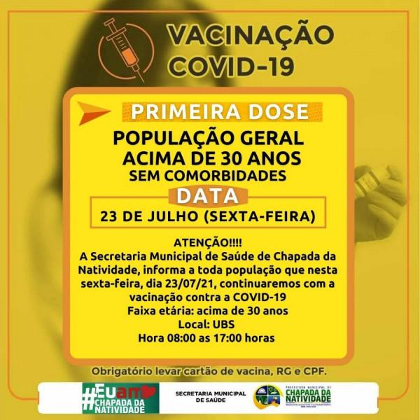 Vacinação covd-19