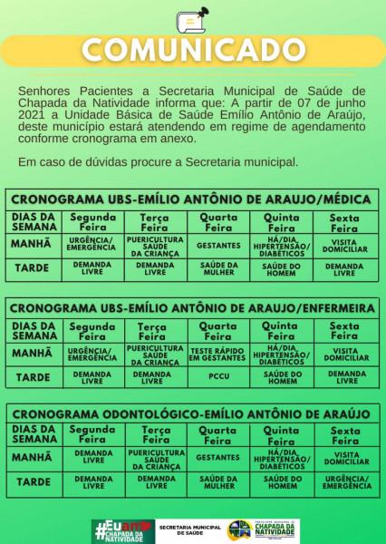 UBS-EMÍLIO ARAUJO