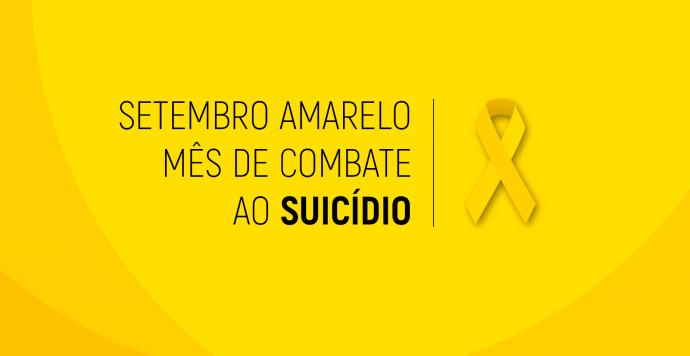 CAMPANHA SETEMBRO AMARELO EM CHAPADA DA NATIVIDADE-TO